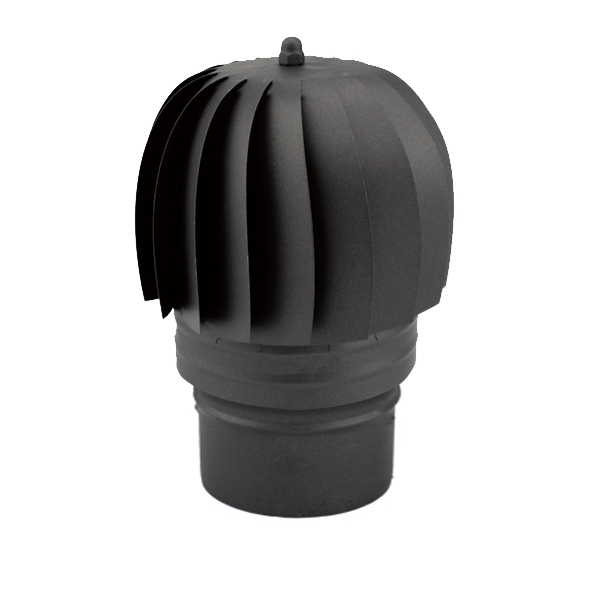 extracteur fum e conduit double paroi noir anthracite 250 300 trachemin e. Black Bedroom Furniture Sets. Home Design Ideas