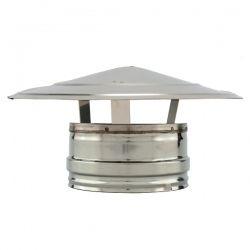 Chapeau Chinois cheminée double paroi PRO Ø150-200