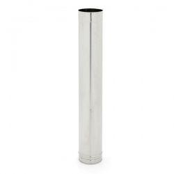 Tuyau cheminee simple paroi industriel 50 cm