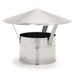 Chapeau chinois cheminée simple paroi diamètre 170