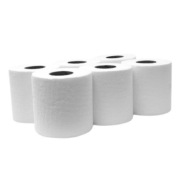 Papier essuies mains blanc