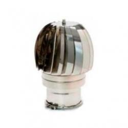 Extracteur fumée Inox-Inox 304 CloseTop Ø100-150