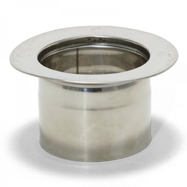 adaptateur tubage simple 300 double paroi r novation 300 350 trachemin e. Black Bedroom Furniture Sets. Home Design Ideas