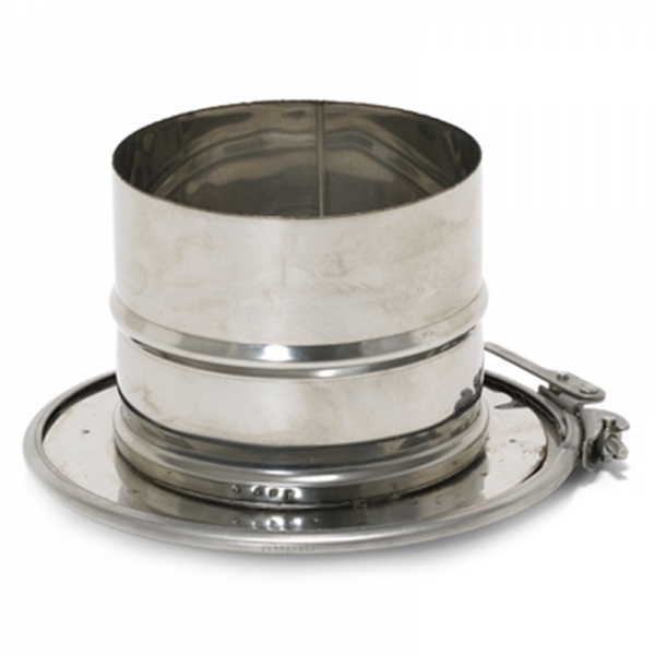Adaptateur tubage CloseTop Ø150-200 » Simple Ø150