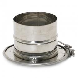 Adaptateur tubage CloseTop Ø300-350 » Simple Ø300