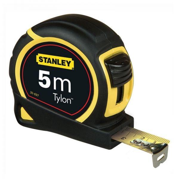 Mètre Stanley 30-697 bi-matière Tylon 5 mètre