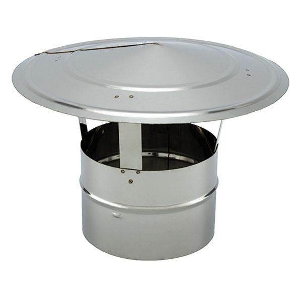 dernier style plus grand choix de produits de qualité Chapeau chinois cheminée simple paroi PRO Ø150