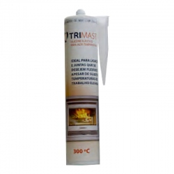 TRImast S - Mastic réfractaire 300 °C - 300ml