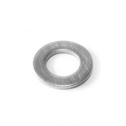 Rondelles plates découpée acier inox A2 diamètre M6 - DIN 125-A