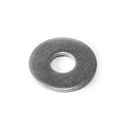 Rondelles plates larges de serrage acier Inox A diam: M8 - DIN 9021