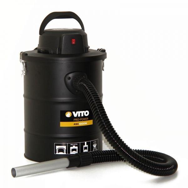 Aspirateur de cendres Vito 1000W
