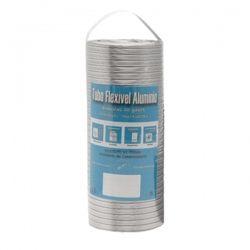 Gaine aluminium extensible à 2M Ø90