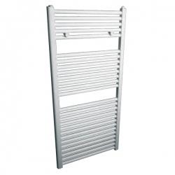 Sèche-serviettes à eau chaude Acier RAIL 1200x500