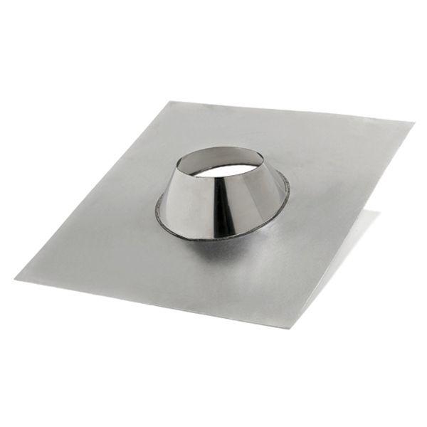 conduit tubage cheminée - Solin d'étancheité toit plats Ø400